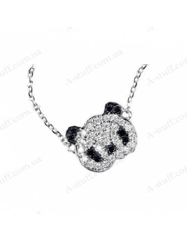 "Pendant ""Panda"" on a chain"