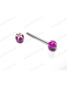 UV piercing stud 5
