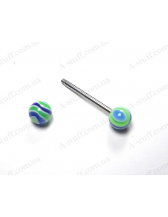 UV piercing stud 10