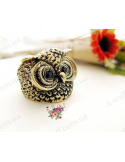 "Ring ""Wise owl"""
