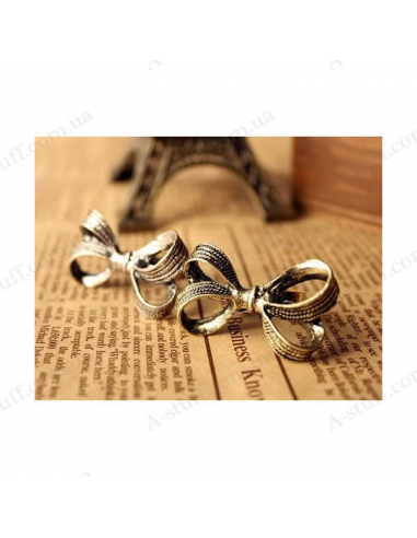 "Ring ""Dainty bow"""
