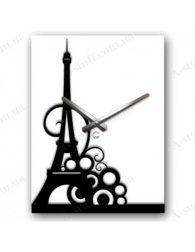 "Wall clock ""Paris"""