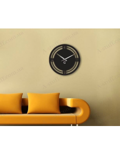 "Designer wall clock ""Classic"""