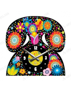 "Stylish wall clock ""Fantasy"""