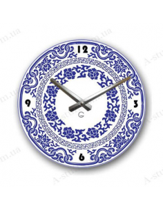 "Beautiful wall clock ""Ornament"""