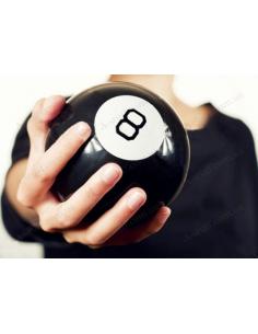 """Куля провісник """"Магічна куля відповідей 8"""""""