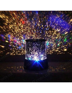 "Luminaries - Stars Projector ""Starry Sky"""