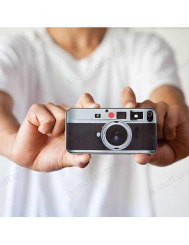 "Protective film ""Leica M8"" for iPhone 4/s"