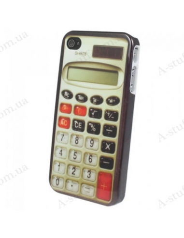 Calcuphone for the iPhone 4G