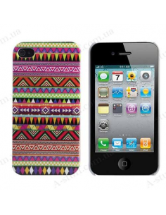 "Case for iPhone 5/5s with ""tribal"" print"