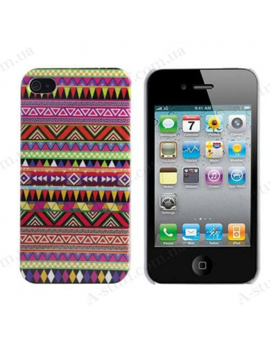 """Case for iPhone 5/5s with """"tribal"""" print"""
