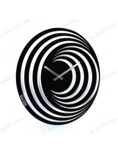 """Металлические настенные часы """"Hypnosis"""""""