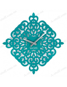 "Metal wall clock ""Arab Dream"""