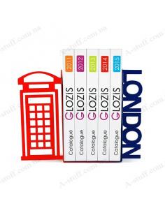 """Тримачі для книг """"London"""""""