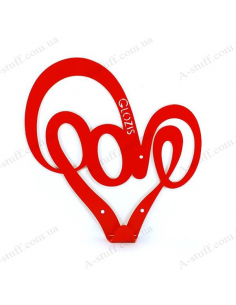 "Wall Hanger ""Love"""