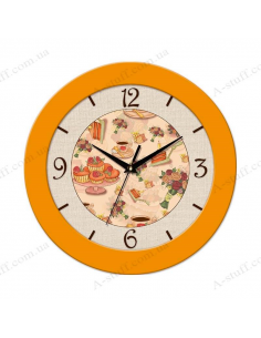 Wall clock kitchen