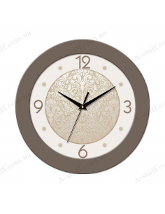 "Wall clock ""Pattern"""