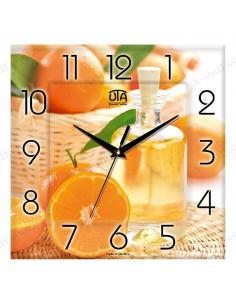 """Настінний годинник """"Апельсини"""""""