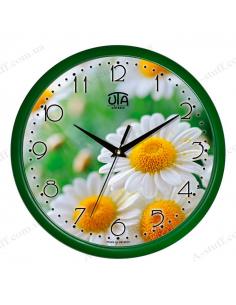 """Wall clock """"Daisies"""""""