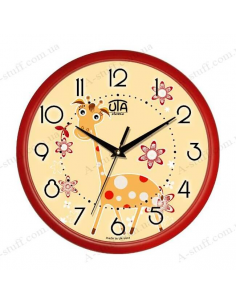 "Wall clock ""Giraffe"""