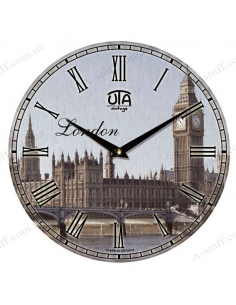 """Clock for wall """"London"""""""