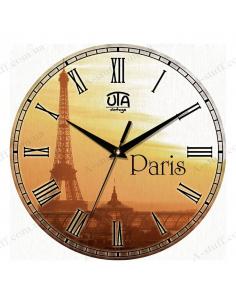 """Годинник настінний """"Париж"""""""