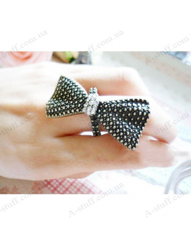 Vintage Bow Ring 2