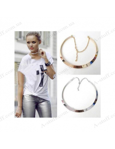 Necklace false collar Lap