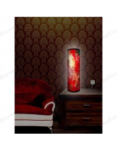"""Design lighting """"Red welter"""""""