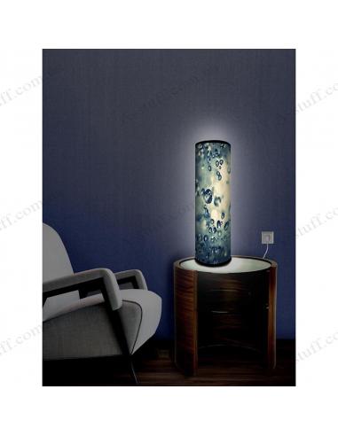 """Дизайнерський світильник """"Краплини води"""""""