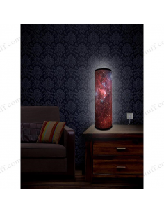 "Design lighting ""Light of the Galaxy"""