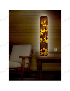 "Design lighting ""Autumn flowers"""
