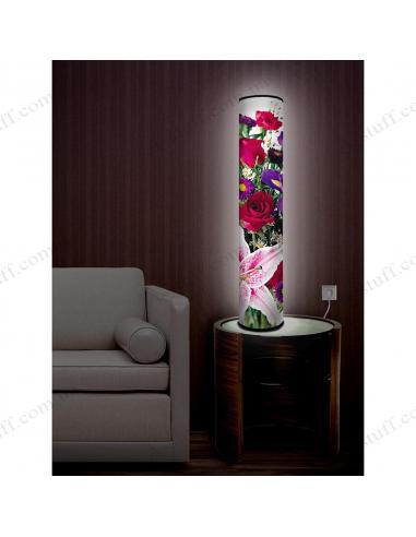 "Design lighting ""Flower bouquet"""