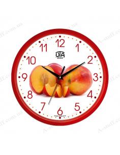 "Настінний годинник ""Нектарин"""