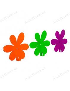 "Вішалка настінна ""Flower"""