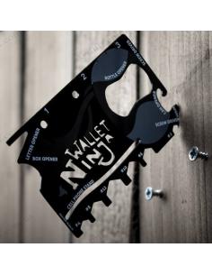 Мульти інструмент Wallet Ninja 18 в 1