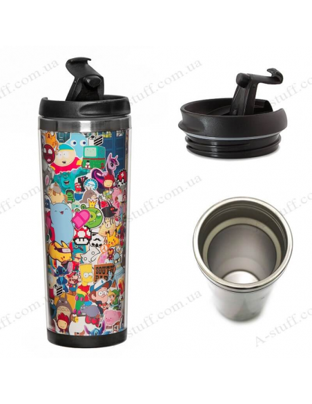 "Thermocup ""Cartoons"""