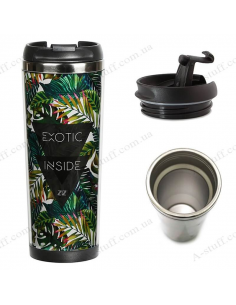 "Thermocup ""Palm Leaves"""