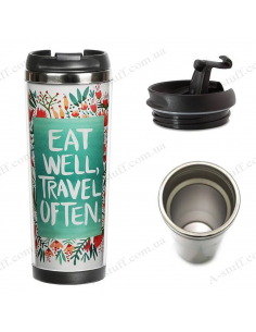 "Thermocup ""Eat and travel"""