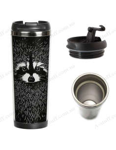 "Thermocup ""Raccoon"""