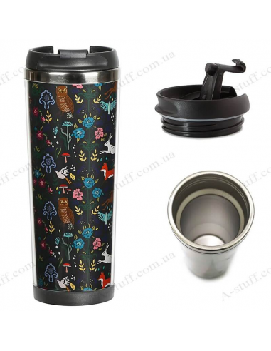 """Thermocup """"Wild animals"""""""