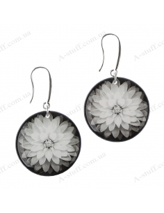 "Earrings ""Aster"""