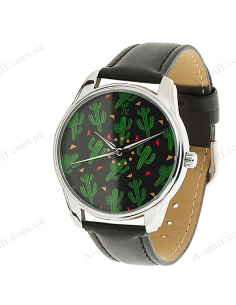 """Wristwatches must-have """"Cactus"""""""