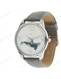 """Wristwatches must-have """"Whale"""""""