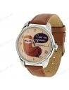 """Wristwatches must-have """"Sloth"""""""