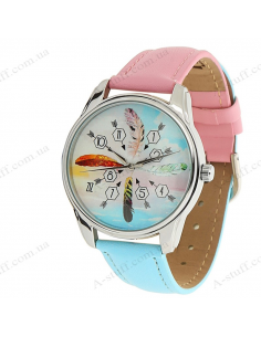 """Wristwatches must-have """"Feathers"""""""