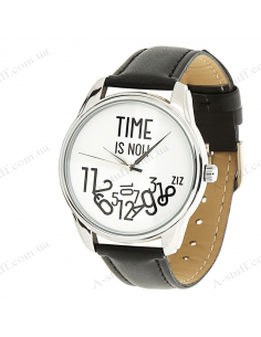 """Wristwatches must-have """"Time is now"""""""