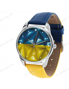 """Wristwatches must-have """"Flag Triangles"""""""