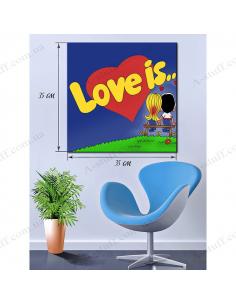 Картина Love is...