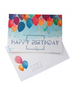 """Postcard """"Birthday"""""""